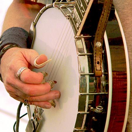 Banjo Playing