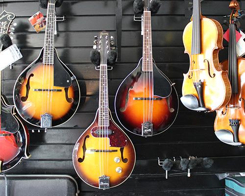 Crestwood Music Shop Violins